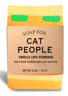 Whiskey River Soap Co. Cat People Soap