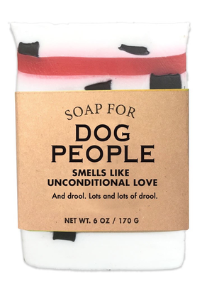 Whiskey River Soap Co. Dog People Soap
