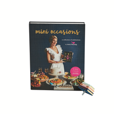"Nora Fleming Nora Fleming - Mini Occasions Book with ""mini occasions"" Mini"