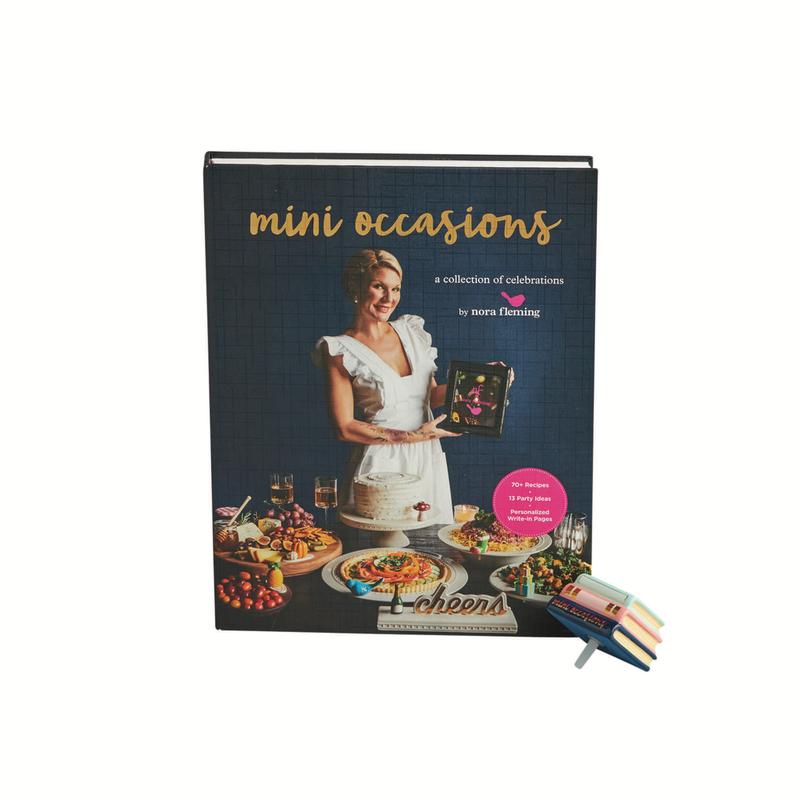 """Nora Fleming Mini Occasions Book with """"mini occasions"""" Mini"""