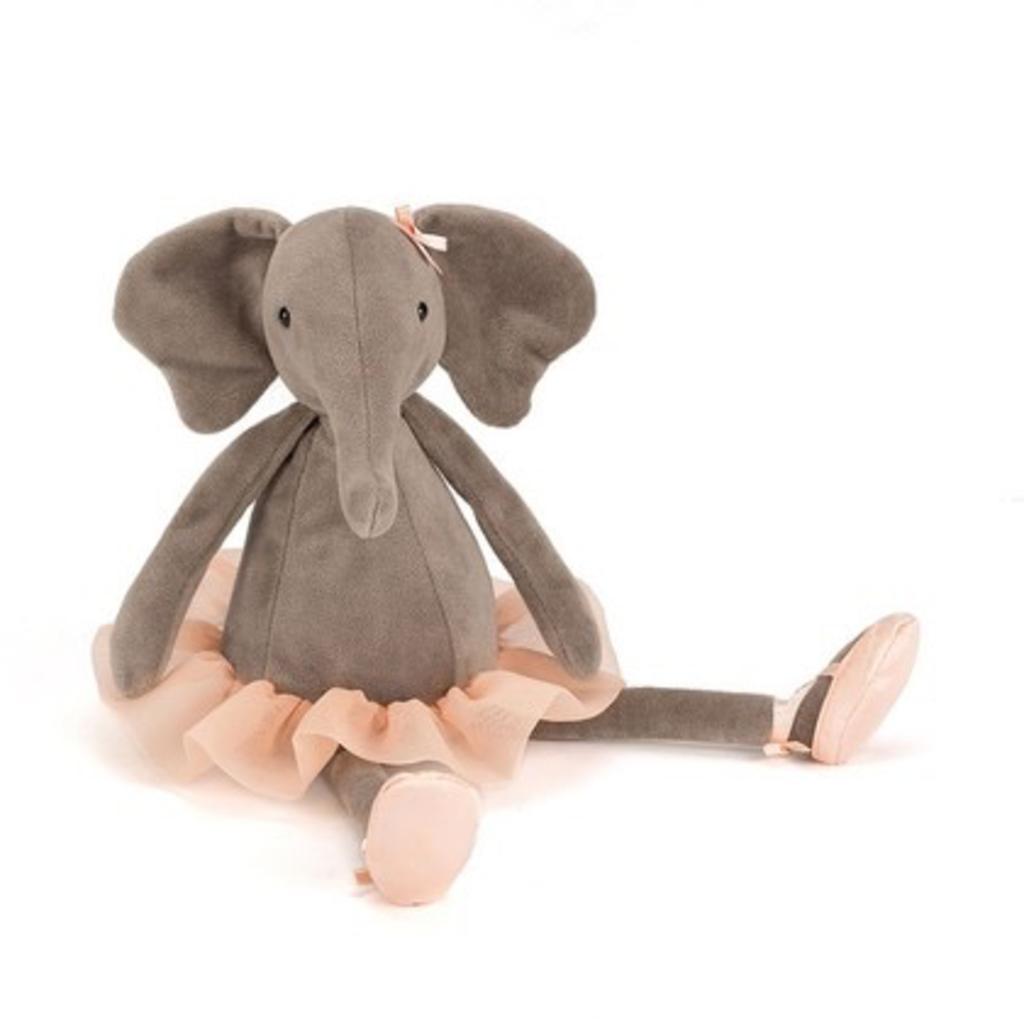 Jellycat Jellycat Dancing Darcy Elephant