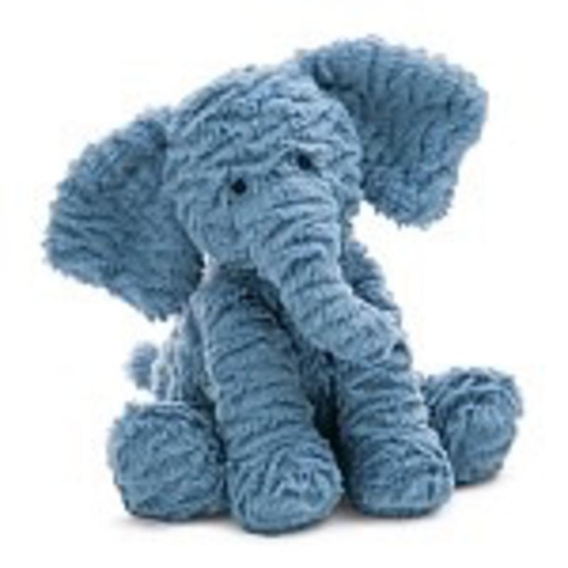 Jellycat Jellycat Fuddlewuddle Elephant