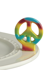 Nora Fleming - Peace Out! - Peace Sign Mini