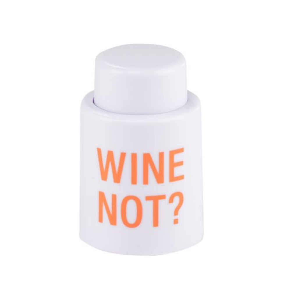 About Face Designs Wine Not? Wine Stopper