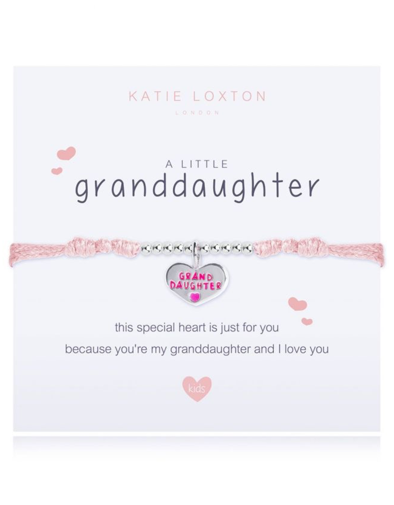 A Little Granddaughter Bracelet