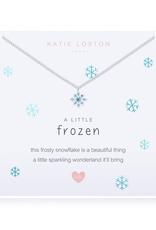Katie Loxton A Little Frozen Necklace