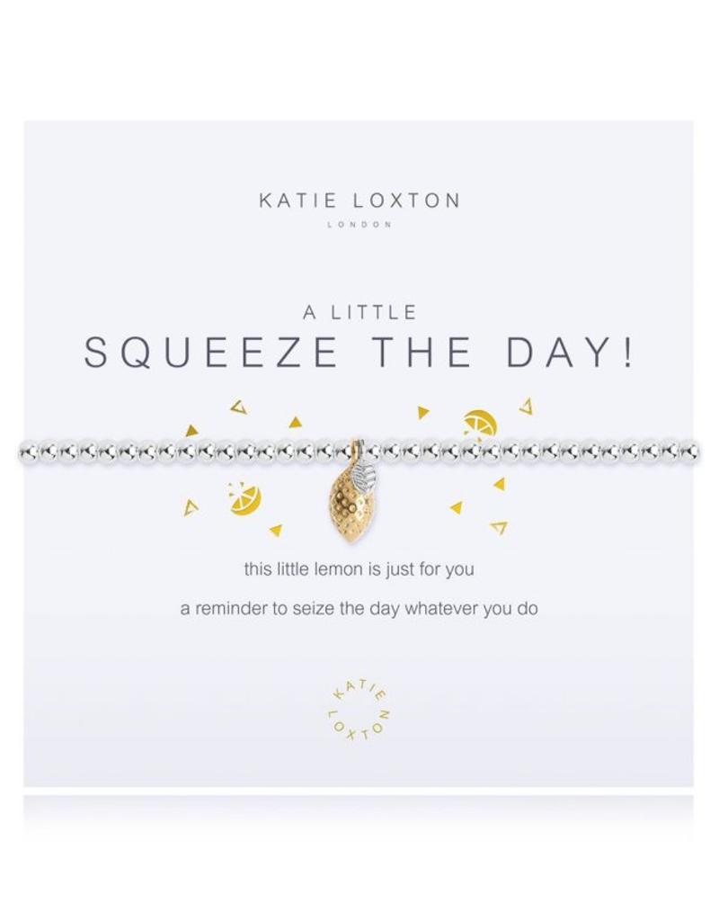 Katie Loxton a little Squeeze the Day Bracelet