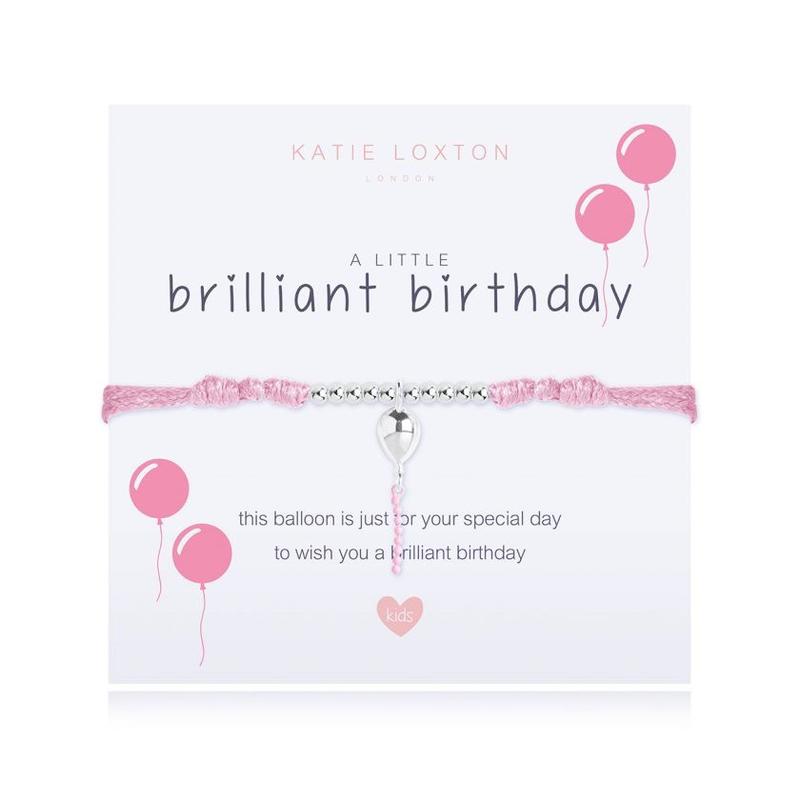 A Little Brilliant Birthday Bracelet