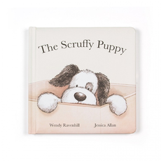 Jellycat Jellycat The Scruffy Puppy Book