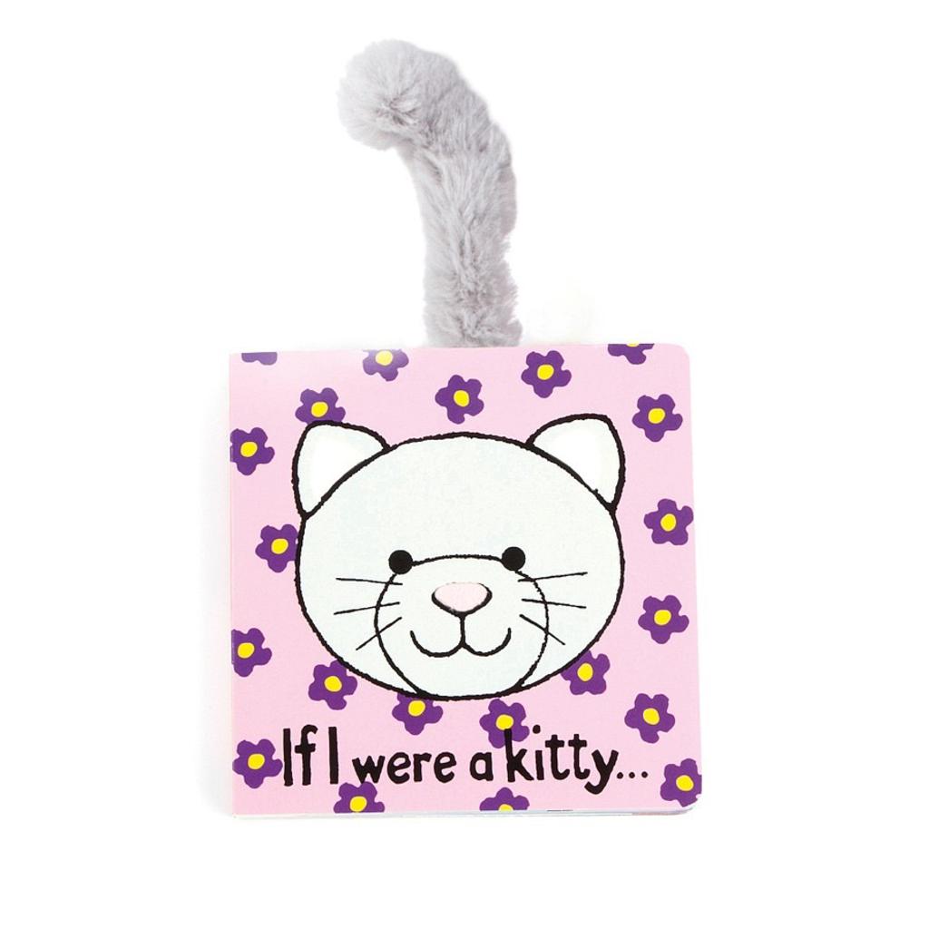 Jellycat Jellycat If I Were a Kitty Book