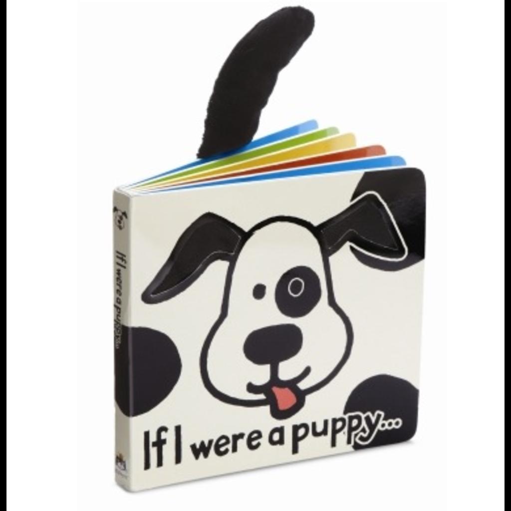 Jellycat Jellycat Book If I Were A Puppy
