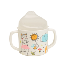 ORE Originals Sippy Cup Clementine the Bear