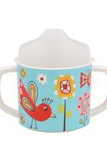 ORE Originals Sippy Cup Birds & Butterflies