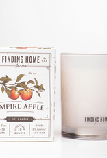 Finding Home Farms Empire Apple 10 oz Soy Candle