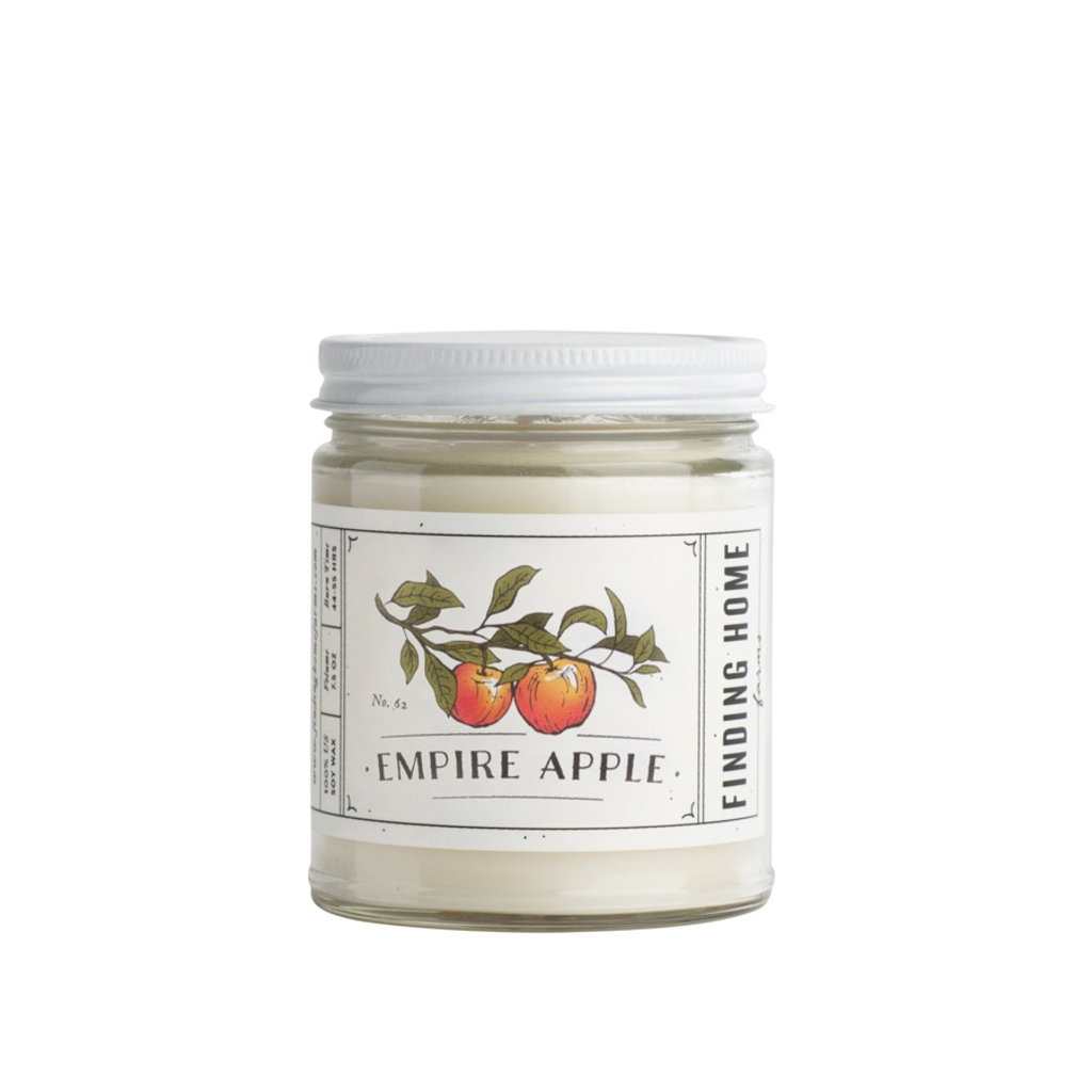 Finding Home Farms Empire Apple 7.5 oz Soy Candle