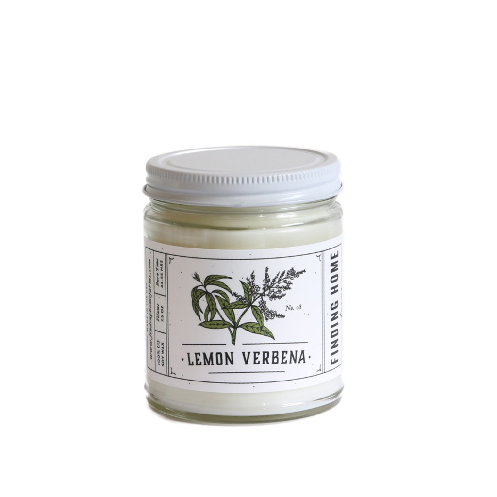 Finding Home: Lemon Verbena - 7.5oz