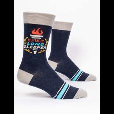 Blue Q Olympic Long Sleeper Men's Socks