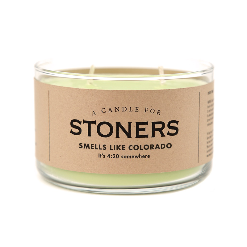 Whiskey River Soap Co. Whiskey River Soap Company - Stoners - Candle