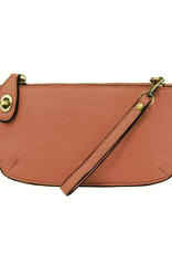 Sunset Mini Crossbody Wristlet Clutch
