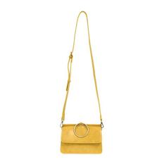 Yellow Aria Ring Bag
