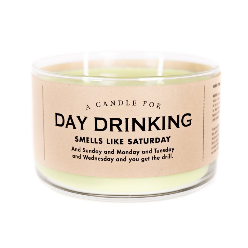 Whiskey River Soap Co. Whiskey River Soap Company - Day Drinking - Candle
