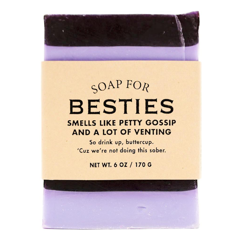 Whiskey River Soap Co. Besties Soap