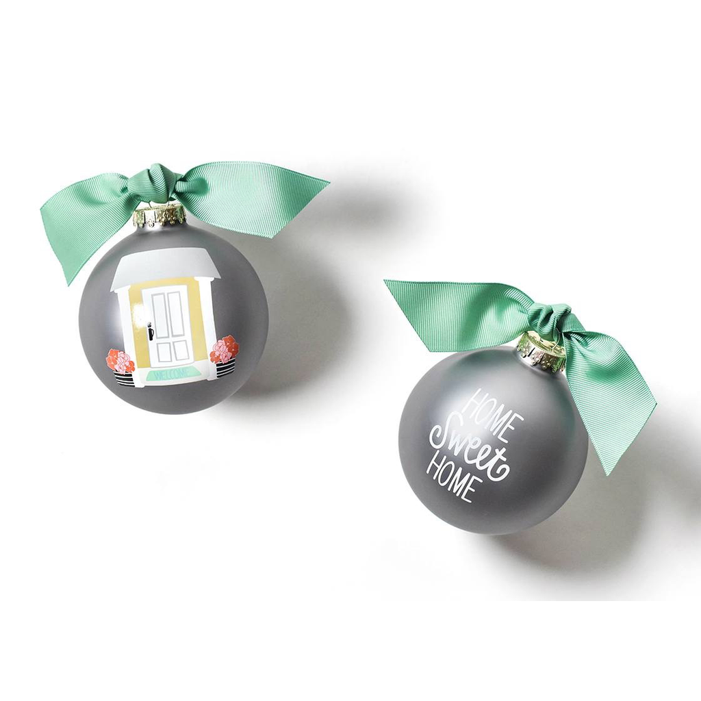 Coton Colors - Home Sweet Home 100MM Glass Ornament