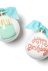 Coton Colors - Happy Birthday Ornament