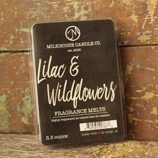 Milkhouse Candle Creamery Milkhouse Candle Creamery 5.5 oz Fragrance Melt:  Lilac & Wildflower