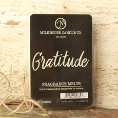 Milkhouse Candle Creamery Milkhouse Candle Creamery 5.5 oz Fragrance Melt: Gratitude
