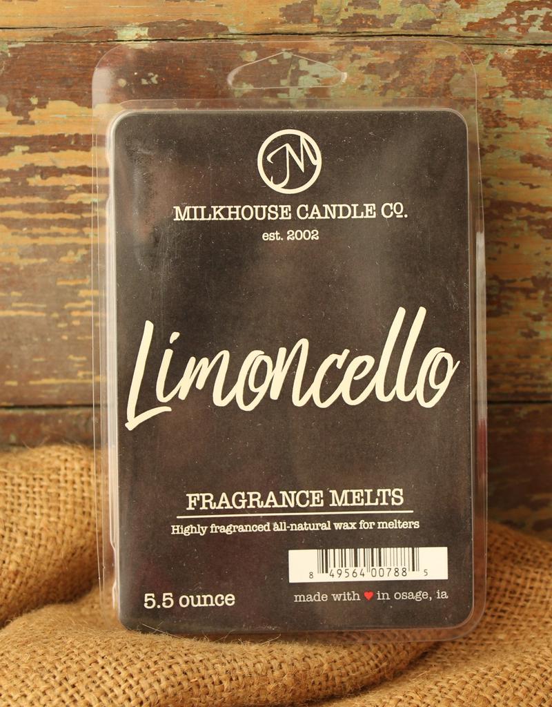Milkhouse Candle Creamery Milkhouse Candle Creamery 5.5 oz Fragrance Melt:  Limoncello