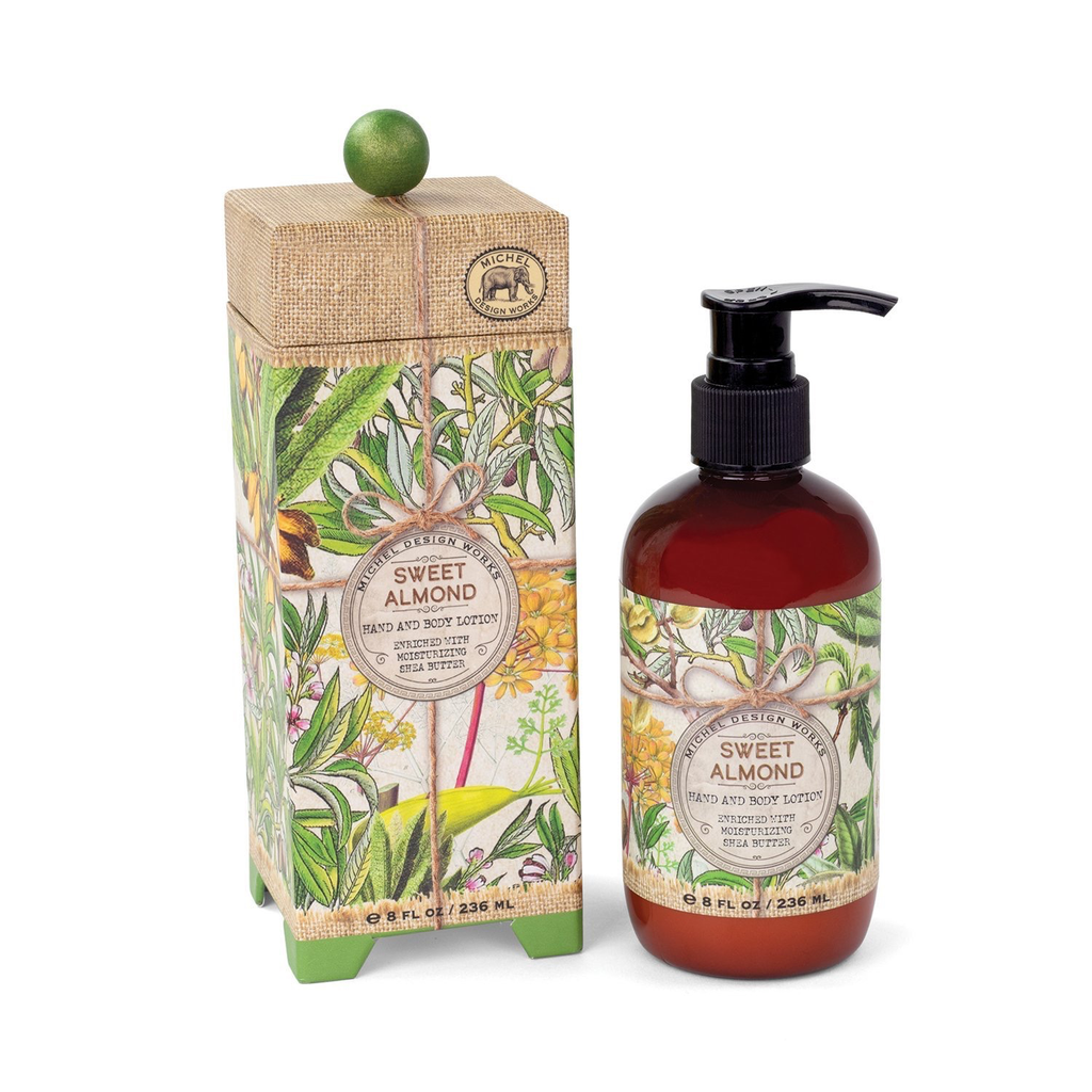 Michel Design Works Michel Design Works Hand & Body Lotion - Sweet Almond