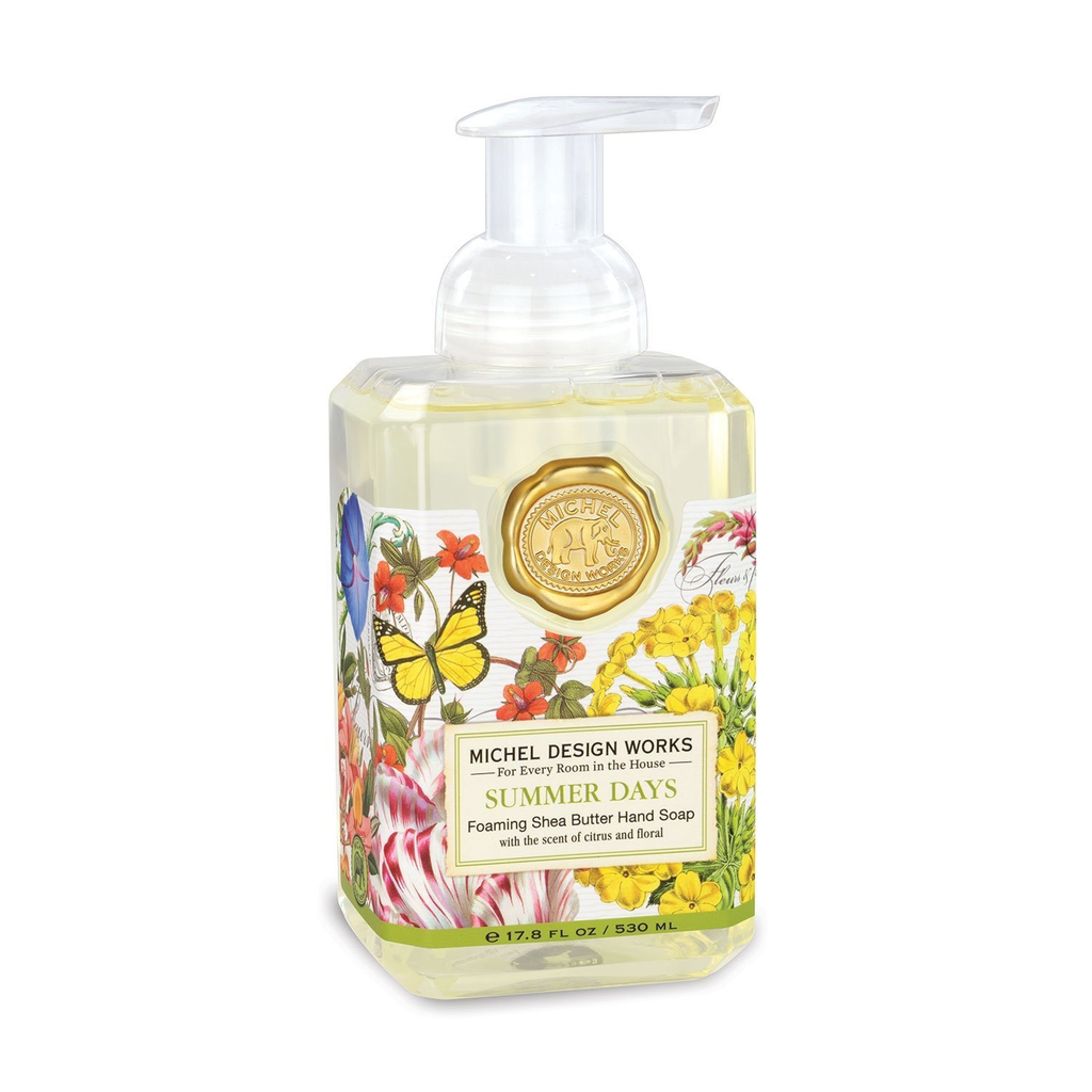 Michel Design Works Michel Design Works Foaming Hand Soap - Summer Days