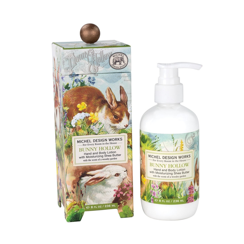 Michel Design Works Hand & Body Lotion -  Bunny Hollow