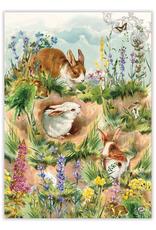 Michel Design Works - Bunny Hollow Kitchen Towel