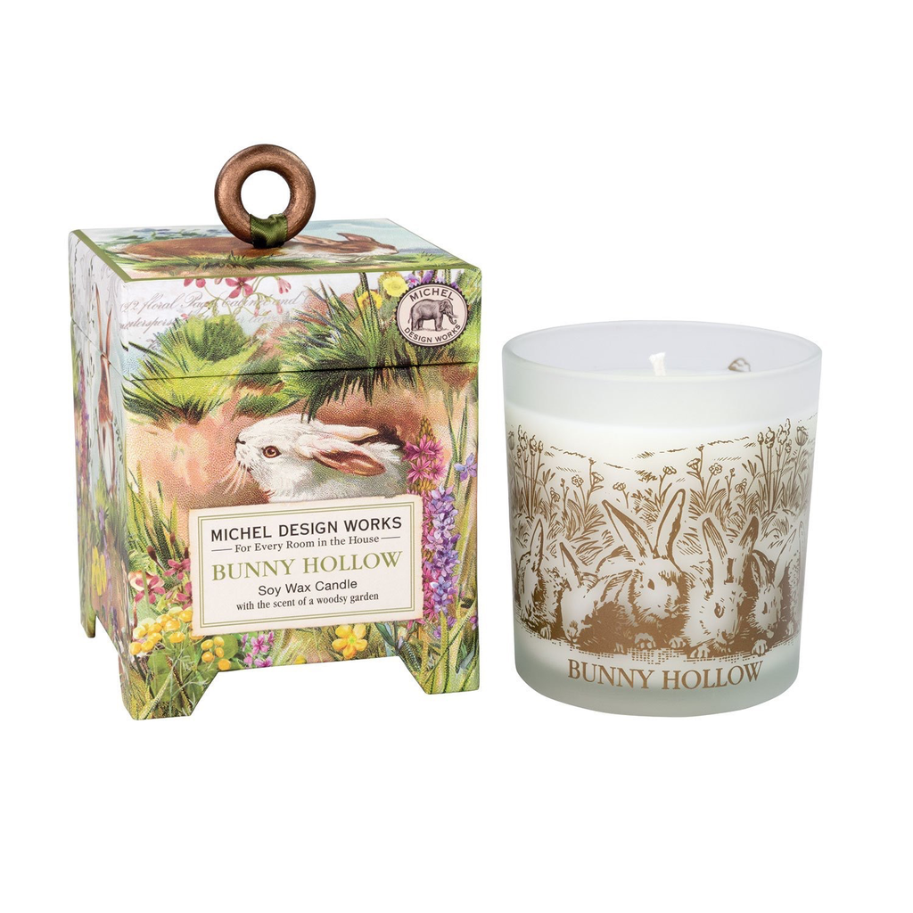 Michel Design Works - Bunny Hollow Soy Wax Candle