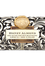 Michel Design Works - Honey Almond Large Bath Soap Bar