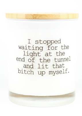 Unplug Soy Candles Tunnel Candle