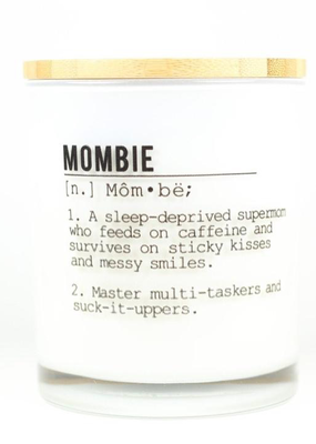 Unplug Soy Candles Mombie Candle