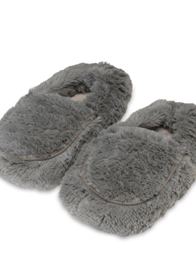 Warmies@  Gray Slippers