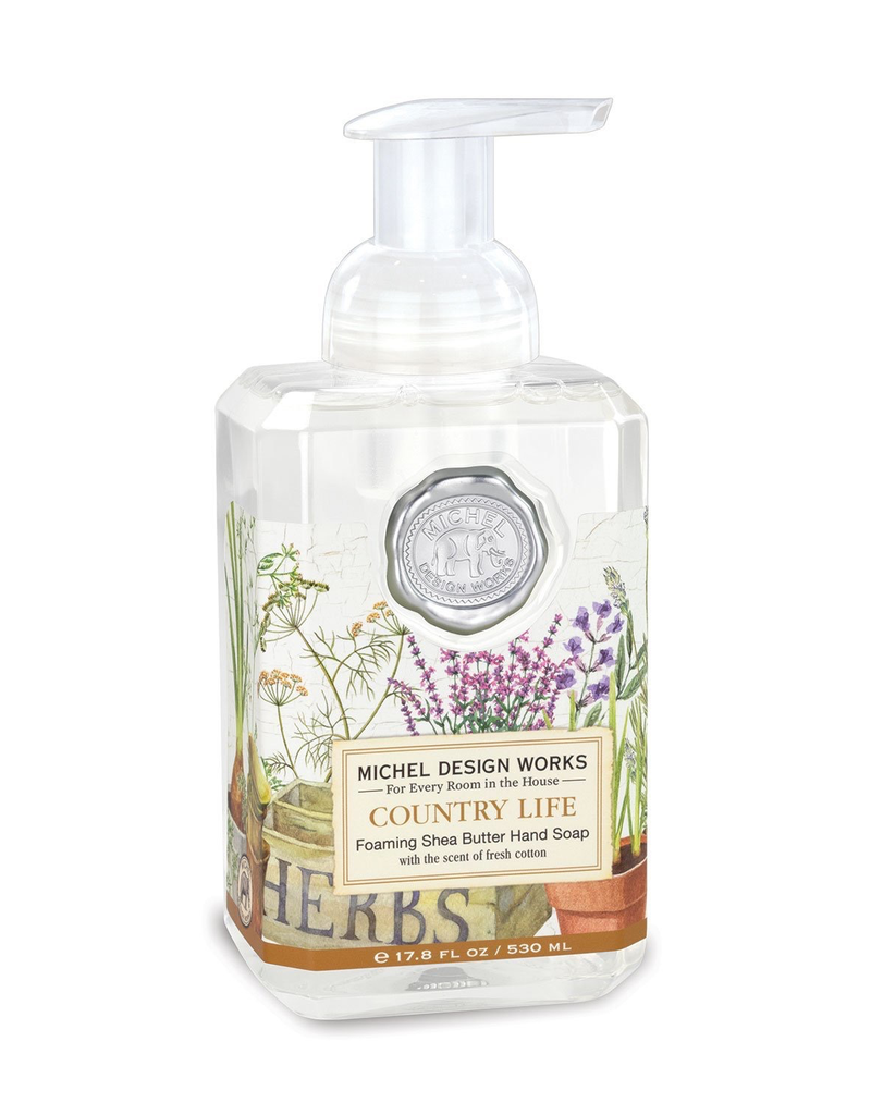 Michel Design Works - Country Life Foaming Hand Soap