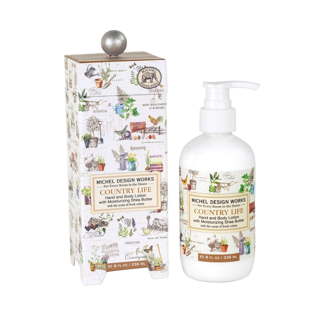 Michel Design Works Michel Design Works Hand & Body Lotion - Country Life