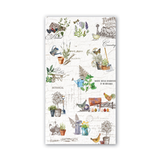 Michel Design Works Michel Design Works Hostess Napkins  - Country Life