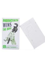 Duke Cannon WW2 Big Ass Brick of Soap - Productivity (White)