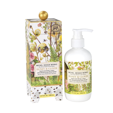 Michel Design Works Michel Design Works Hand & Body Lotion - Honey & Clover