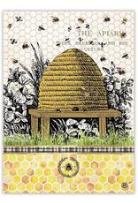 Michel Design Works - Honey & Clover Kitchen Towel
