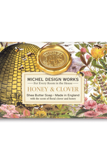 Michel Design Works - Honey & Clover Large Bath Soap