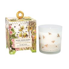Michel Design Works Michel Design Works Soy Wax Candle - Honey & Clover
