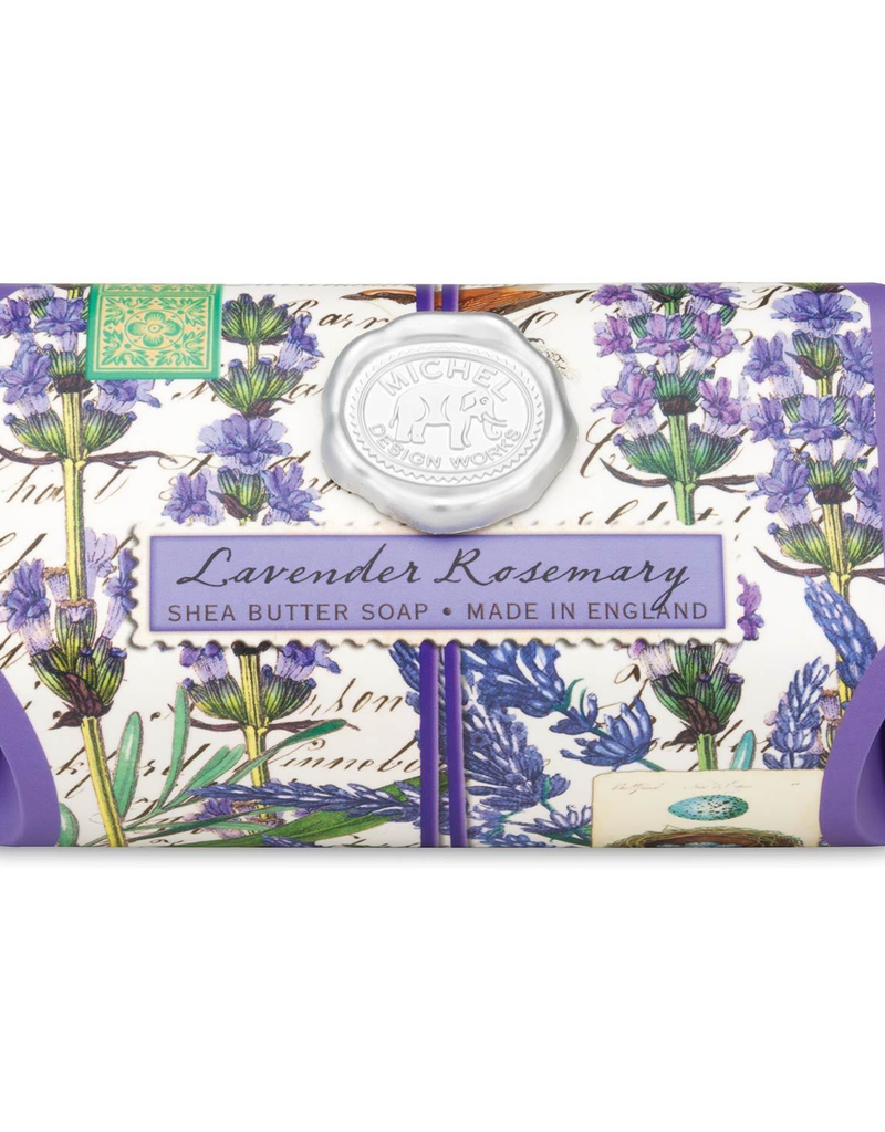 Michel Design Works - Bath Soap Bar/Lavender Rosemary