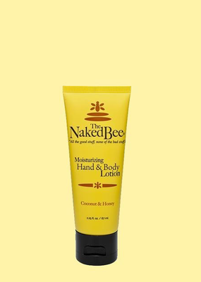 The Naked Bee The Naked Bee - Coconut & Honey Hand & Body Lotion 2.25 oz